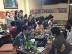 SPEAKING ENGLISH AT DINNER
